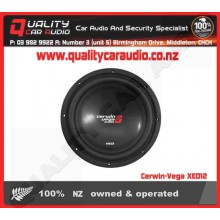 "Cerwin-Vega XED12 12"" 1000W XED Series 4 ohms SUB - Easy LayBy"