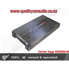 Cerwin Vega XED1200.1M 1200W Monoblock Amplifier - Easy LayBy