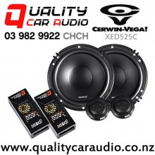 """Cerwin Vega XED525C 5.25"""" 300W 2 Way Component Car Speakers (pair) with Easy Payments"""