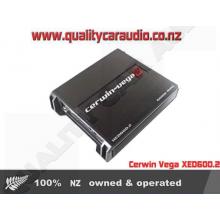 Cerwin Vega XED600.2 600W 2 Channel Amplifier - Easy LayBy