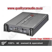 Cerwin Vega XED600.4 600W 4 Channel Amplifier - Easy LayBy