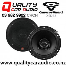 """Cerwin Vega XED62 6.5"""" 300W 2 Way Coaxial Car Speakers (pair) with Easy Finance"""