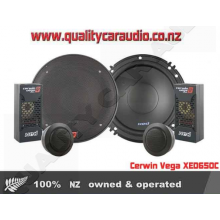 """Cerwin Vega XED650C 6.5"""" 300W 2 Way Coaxial Car Speakers - Easy LayBy"""