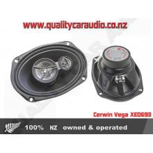 "Cerwin Vega XED693 6x9"" 350W 2 Way Coaxial Speaker - Easy LayBy"