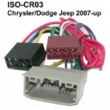 Chrysler/Dodge Iso WIRING Adaptor 2007 ON
