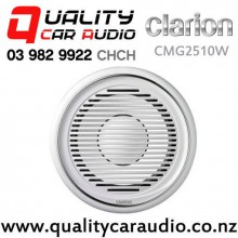"Clarion CMG2510W 10"" 250W (100W RMS) Single 4 ohm Voice Coil MARINE Subwoofer with Easy Finance"