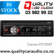 Clarion FZ105BT Bluetooth USB AUX SD NZ Turners 3x Pre Outs with Easy LayBy