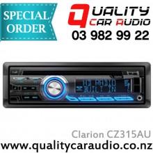 Clarion CZ315AU CD USB BT 2 PRE Unit - Easy LayBy