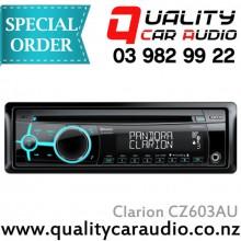 Clarion CZ603AU CD/USB/Bluetooth/Aux-In