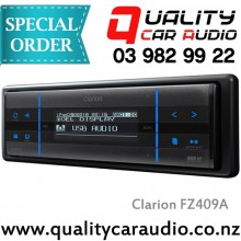 Clarion FZ409A MP3 WMA ACC Rear USB & AUX NZ Tuners Car Stereo with Easy Layby