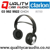 Clarion IR700  Infrared Wireless Noise Isolating Singe Channel Headphones with Easy Payments