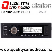Clarion M508 Bluethooth USB AUX NZ Tuners Marine Stereo with Easy Finance