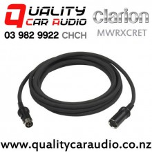 Clarion MWRXCRET 6M Marine Remote Control Extension Cable with Easy Finance