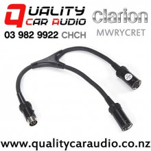 Clarion Mwrycret Marine Remote Control Y-Cable for Select Clarion Receivers with Easy Finance