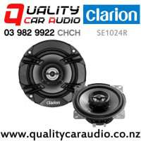 """Clarion SE1024R 4"""" 200W 2 Way Coaxial Car Speakers (pair) with Easy Payments"""