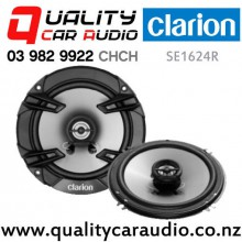 "Clarion SE1624R 6.5"" 300W 2 Way Coaxial Car Speakers (pair) with Easy Payments"