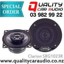 """Clarion SRG1023R 4"""" 2 WAY 200W COAX SPEAKERS - Easy LayBy"""