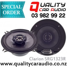 """Clarion SRG1323R 5.25"""" 2 WAY 230W COAX SPEAKERS - Easy LayBy"""