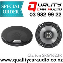 """Clarion SRG1623R 6"""" 260W 2 WAY COAX SPEAKERS - Easy LayBy"""
