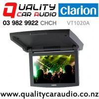 """Clarion VT1020A 10.1"""" High Definition Rooftop Moniter with Easy Payments"""