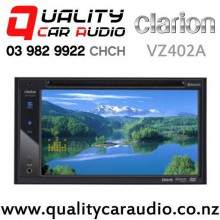 """ClarionVX402A 6.2"""" Bluetooth DVD USB Aux NZ Tuners 2x Pre Outs Car Stereo with Easy Finance"""
