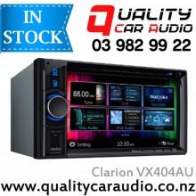 Clarion VX404AU 6.2 inch Bluetooth DVD USB HDMI Head Unit - Easy LayBy