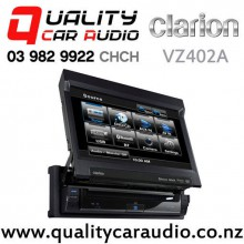 Clarion VZ402A 7-inch Single Din Bluetooth DVD USB NZ Tuner 3x Pre-Outs Car Stereo with Easy Finance