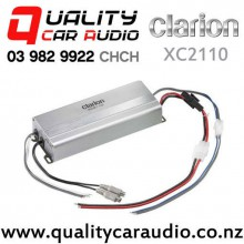 Clarion XC2110 400W Mono Channel Class D Compact Car Amplifier with Easy Finance