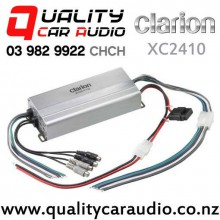 Clarion XC2410 400W 4/3/2 Channel Class D Compact Car Amplifier with Easy Finance