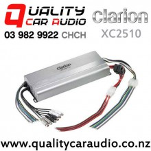 Clarion XC2510 700W 5/4/3/2 Channel Class D Compact Car Amplifier with Easy Finance