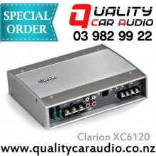 Clarion XC6120 MONO CH 1x650W Amplifier - Easy Layby