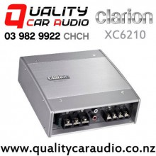 Clarion XC6210 350W 2/1 Channel Car Amplifier with Easy Finance