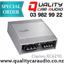 Clarion XC6210 2 Channel 250W Marine Amplifier - Easy LayBy