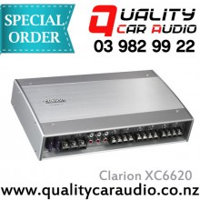 Clarion XC6620 6/5/4/3 Channel 6x85 or 3x250 RMS Amplifier - Easy Layby