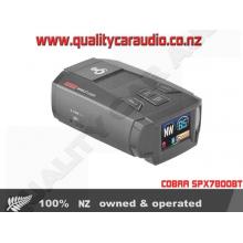 COBRA SPX7800BT RADAR DETECTOR - Easy LayBy