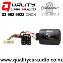Connects2 CTSSU001.2 Subaru Steering Control Interface From 2007 to 2012 with Easy Finance