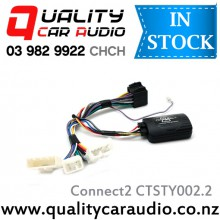 Connect2 CTSTY002.2 Adapter for Toyota Steering Wheel Control 2011 on