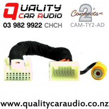 Connects2 CAM-TY2-AD Camera Add on Interface for Toyota with 16 pin Connector with Easy Payments