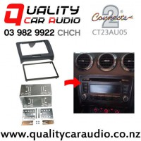 Connects2 CT23AU05 Stereo Facial Kit for Audi TT from 2006 to 2014 with Easy Payments