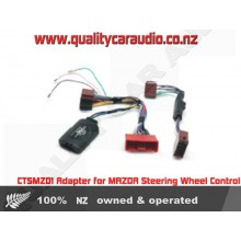 Connects2 CTSMZ001.2 Adapter for 2007 - 2009 Mazda 6 Steering Wheel Control & Bose Amplified System with Easy Layby
