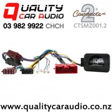 Connects2 CTSMZ001.2 Adapter for 2007 - 2009 Mazda 6 Steering Wheel Control & Bose Amplified Systems with Easy Finance