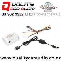 Connects2 ICONNECT-BMW.2 Ipod Direct Aux Input for BMW 1, 3, 5 Series with Easy Finance