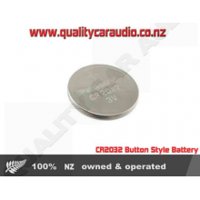1x CR2032 Button Style Battery LayBy
