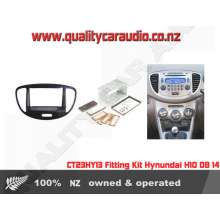 CT23HY13 Fitting Kit Hynundai H10 08 14 Double DIN - Easy LayBy