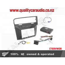CT23VW08 Dash Conversion Golf 7 Standard D DIN - Easy LayBy