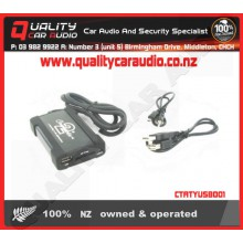 CONNECTS 2 USB SD AUX Interface Toyota 06 09 - Easy LayBy