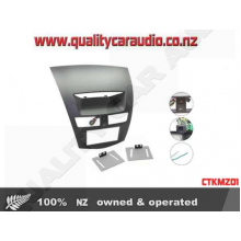 CTKMZ01 Dash Kit 2 Din Mazda BT50 2013 On - Easy LayBy