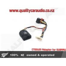 CTSSU01 Adapter for SUBARU Steering Wheel Control with Easy LayBy