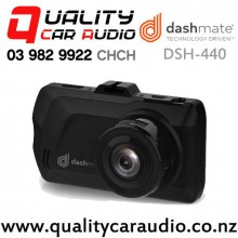 """Dashmate DSH-440 1080p Dash Camera with 3"""" LCD Screen G-Sensor and Motion Detect with Easy Finance"""