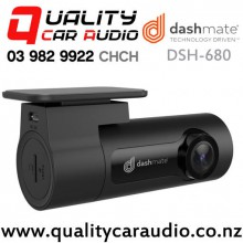 Dashmate DSH-680 1080p Dash Camera with GPS and WiFi with Easy Finance